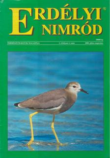 Szabó László - Erdélyi Nimród 2000. július-augusztus [antikvár]