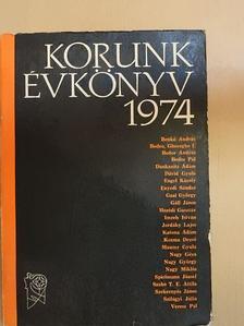 Benkő András - Korunk évkönyv 1974 [antikvár]