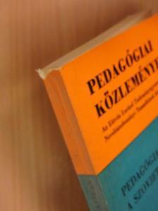 Bábosik István - Pedagógia és pszichológia a Szovjetunióban [antikvár]