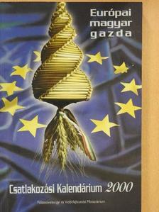 Beke György - Európai magyar gazda - Csatlakozási Kalendárium 2000 [antikvár]