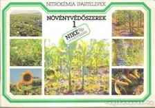 A nitrokémia ipartelepek növényvédőszerei 1 [antikvár]
