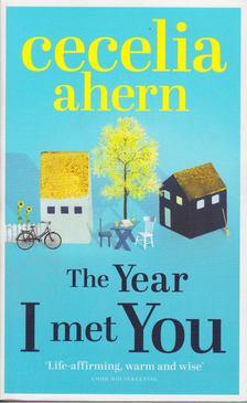 Cecelia Ahern - The Year I Met You [antikvár]
