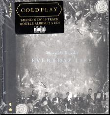 Coldplay - EVERYDAY LIFE CD COLDPLAY