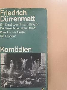 Friedrich Dürrenmatt - Komödien [antikvár]