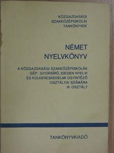 Markó Ivánné - Német nyelvkönyv [antikvár]