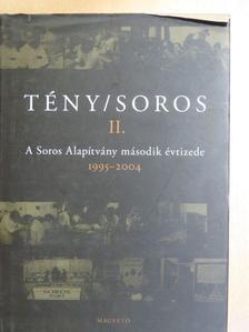 Arnold István - Tény/Soros II. [antikvár]