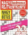 CSOSCH KIADÓ - Nagyi Kedvence Rejtvénykönyv 22.