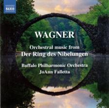 Wagner - ORCHESTRAL MUSIC FROM THE RING,CD