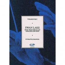 CSAJKOVSZKIJ ( TSCHAIKOWSKY) - SWAN LAKE  - MUSIC FROM THE BALLET - ARR. FOR PIANO