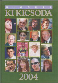 Hermann Péter - Biográf Ki kicsoda 2004 (A-K) - (L-Z) [antikvár]