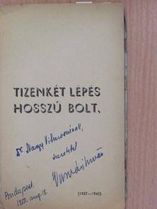 Vasvári István - Torlódó nyár (dedikált példány) [antikvár]