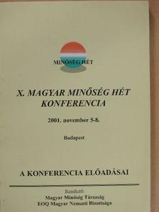 Balogh Albert - X. Magyar Minőségi Hét [antikvár]