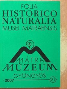 Mátra Múzeum [antikvár]