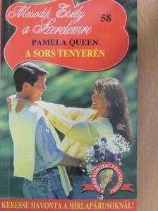 Pamela Queen - A sors tenyerén [antikvár]