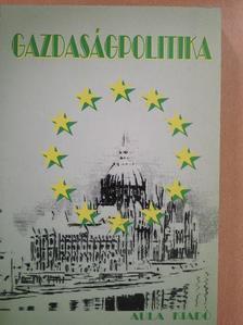 Dedák István - Gazdaságpolitika [antikvár]