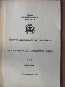Bai Attila - A magyar mezőgazdaság helye Európában II. [antikvár]
