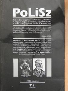 Antal János - PoLíSz 2008. március [antikvár]