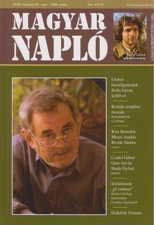 Oláh János - Magyar Napló 2006. május [antikvár]