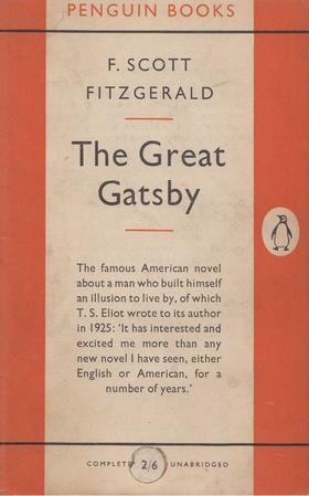F. Scott Fitzgerald - The Great Gatsby [antikvár]