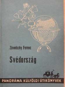 Závodszky Ferenc - Svédország [antikvár]