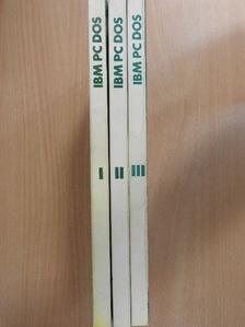 Bernáth István - IBM PC DOS I-III. [antikvár]