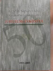 Balogh Tamás - Az SZTE Ságvári Endre Gyakorló Gimnázium jubileumi évkönyve -CD-vel [antikvár]