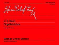 J. S. Bach - ORGELBÜCHLEIN (LEISINGER/KOOIMAN) WIENER URTEXT EDITION