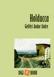 Gelléri Andor Endre - Hold ucca [eKönyv: epub, mobi]