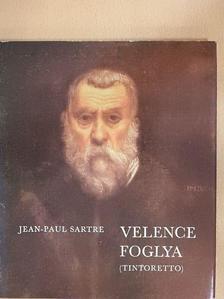 Jean-Paul Sartre - Velence foglya [antikvár]