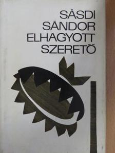 Sásdi Sándor - Elhagyott szerető [antikvár]