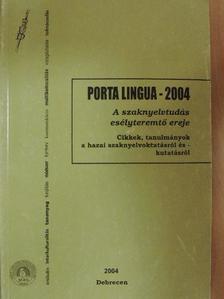 Andrássy Géza - Porta Lingua 2004 [antikvár]