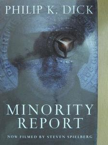 Philip K. Dick - Minority report [antikvár]