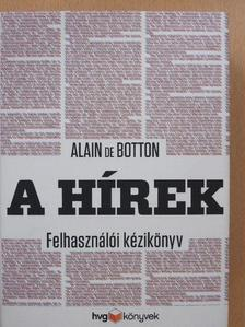 Alain de Botton - A hírek [antikvár]