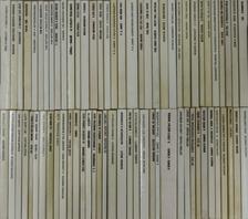 """Agatha Christie - """"70 kötet a Fekete Könyvek sorozatból (nem teljes sorozat)"""" [antikvár]"""