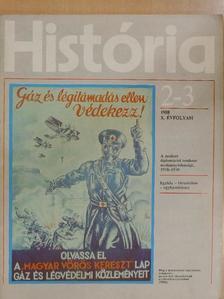 Erdei Hajnalka - História 1988/2-3. [antikvár]