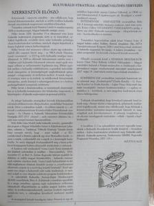 Antall István - Szín - Közösségi művelődés 2007. június [antikvár]