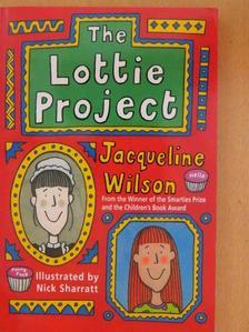 Jacqueline Wilson - The Lottie Project [antikvár]