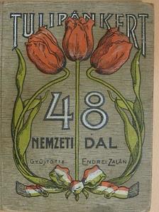 Ábrányi Emil - Tulipánkert (rossz állapotú) [antikvár]