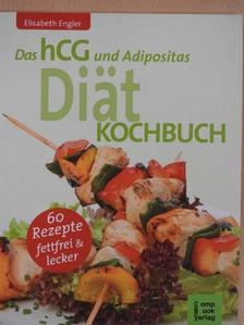 Elisabeth Engler - Das hCG und Adipositas Diät-Kochbuch [antikvár]