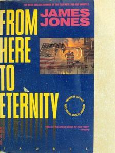James Jones - From Here to Eternity [antikvár]