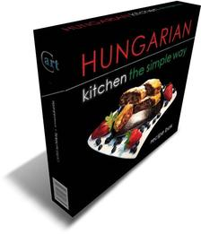 Kolozsvári Ildikó és Hajni István - HUNGARIAN Kitchen the simple way -Lunch boksz