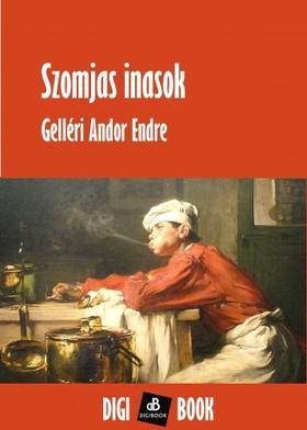 Gelléri Andor Endre - Szomjas inasok [eKönyv: epub, mobi]