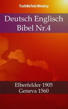 TruthBeTold Ministry, Joern Andre Halseth, John Nelson Darby - Deutsch Englisch Bibel Nr.4 [eKönyv: epub, mobi]