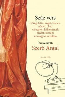 Szerb Antal - Száz vers [eKönyv: epub, mobi]
