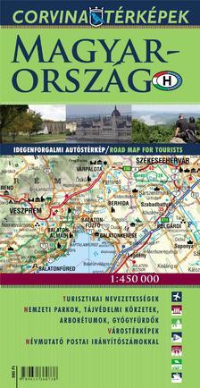 Magyarország idegenforgalmi autóstérképe