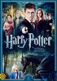 David Yates - HARRY POTTER ÉS A FŐNIX RENDJE  - 2 LEMEZES VÁLTOZAT - DVD