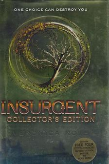Veronica Roth - Insurgent [antikvár]