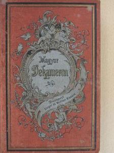 Ambrozovics Dezső - Magyar Dekameron IV. (töredék) [antikvár]
