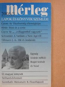 George Coyne - Mérleg 2005/3. [antikvár]