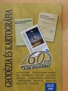 Bartos István - Geodézia és kartográfia 2009. jubileumi különszám [antikvár]